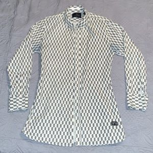 Scotch and Soda Tokyo Cult Tapered Blouse